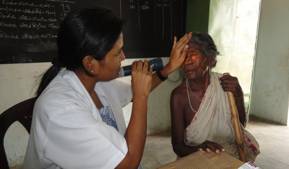 7th Eye Camp held at A. Kutchipalayam Village, Cuddalore District on 05.07.2012
