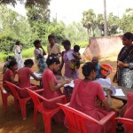 General  health camp  conducted in kanipet village in collaboration with JIPMER