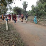 Women's  Day Celebration at Kenipattu village